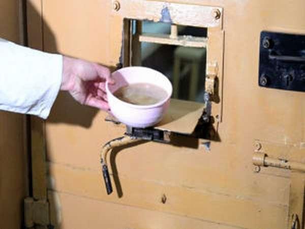 Условия содержания заключенных в карцере