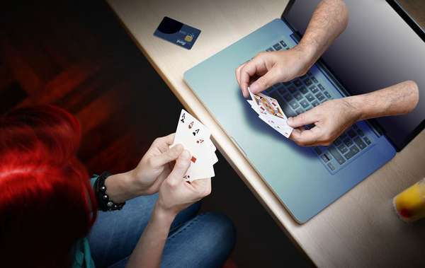 Организация онлайн-казино
