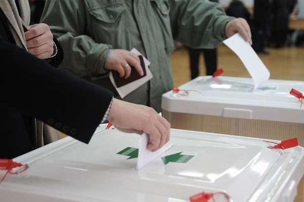 Фальсификация итогов выборов