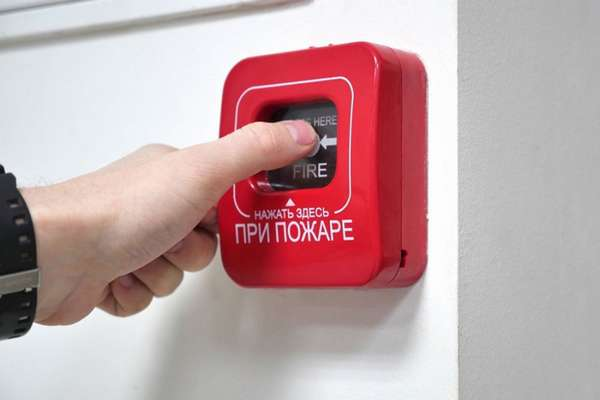 Нарушение пожарной безопасности