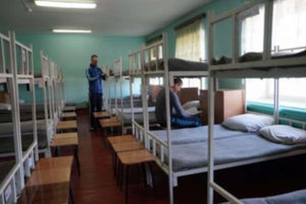 Описание тюрем общего режима