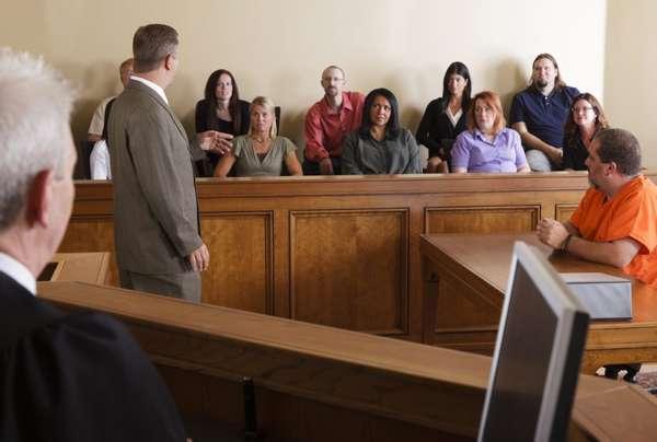 коллегия присяжных