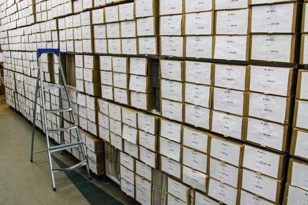 срок хранения уголовного дела в архиве