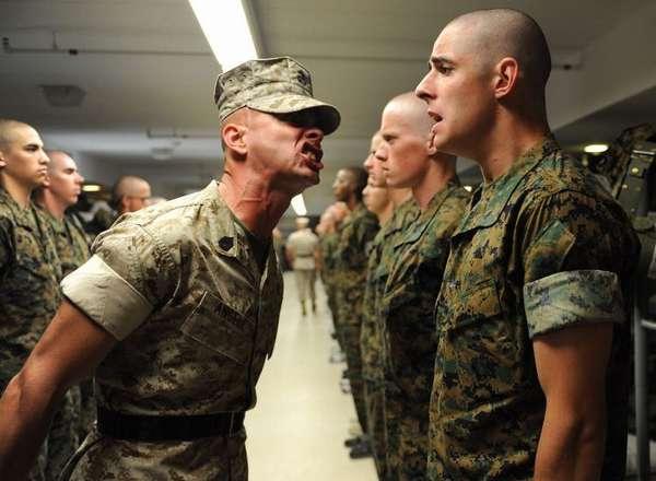 оскорбления в армии