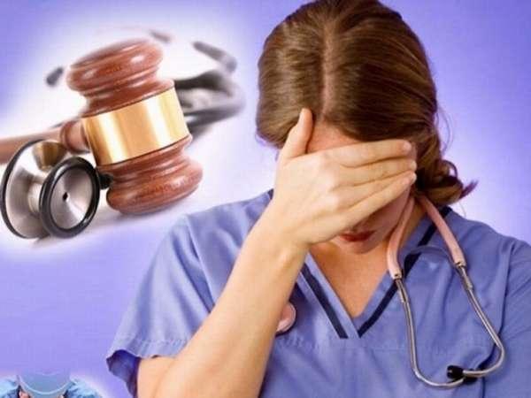 уголовная ответственность за неоказание помощи больному