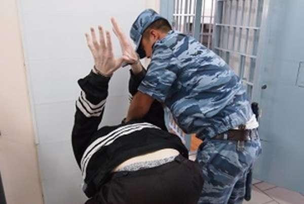 Черный дельфин - тюрьма для пожизненно приговоренных