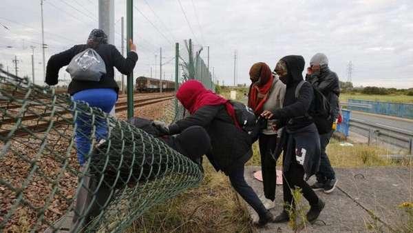 незаконная миграция