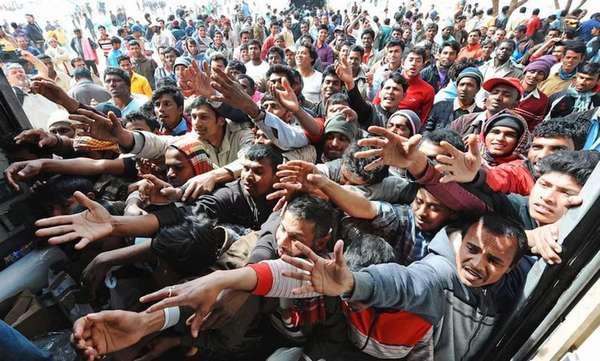Проблема незаконной миграции