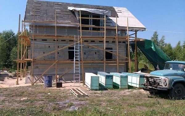 Что нужно для постройки дома