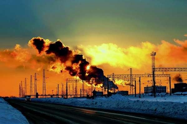 экологическое преступление