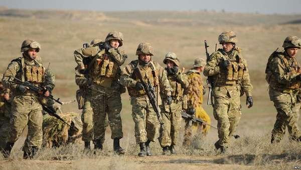 Участие вооруженных лиц