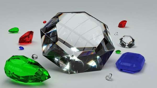 Оборот драгоценных камней