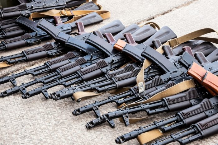контрабанда оружия