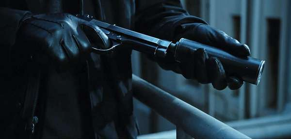 Использование огнестрельного оружия