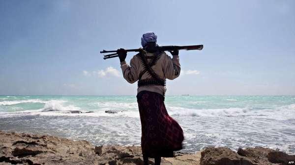 Преступная деятельность пиратов