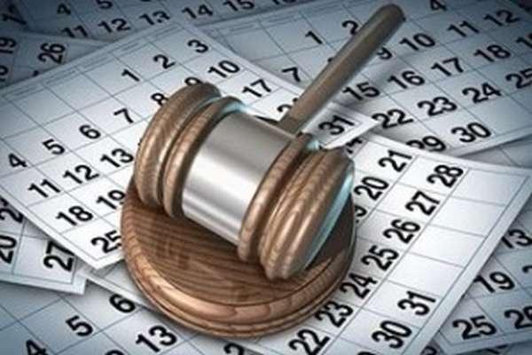 Сроки рассмотрения уголовных дел в суде