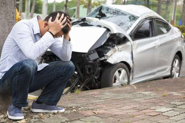нарушение правил водителем