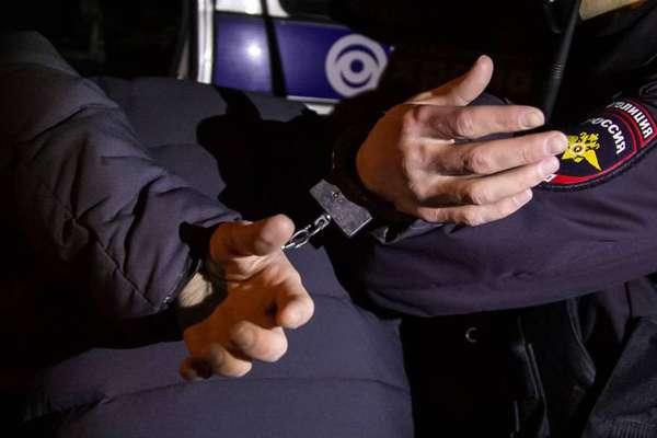 Наказание за посягательство на полицейского