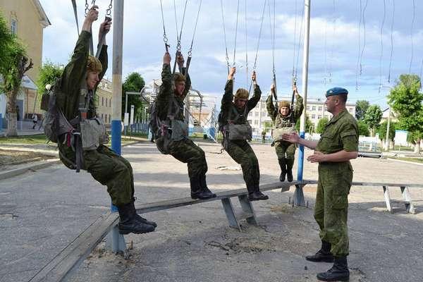 Несение военной службы