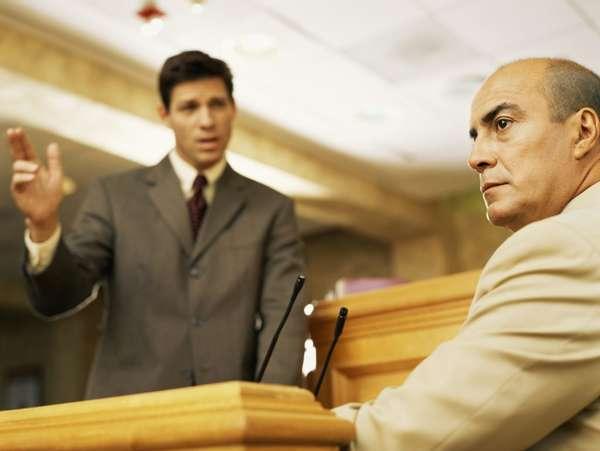 показания свидетелей