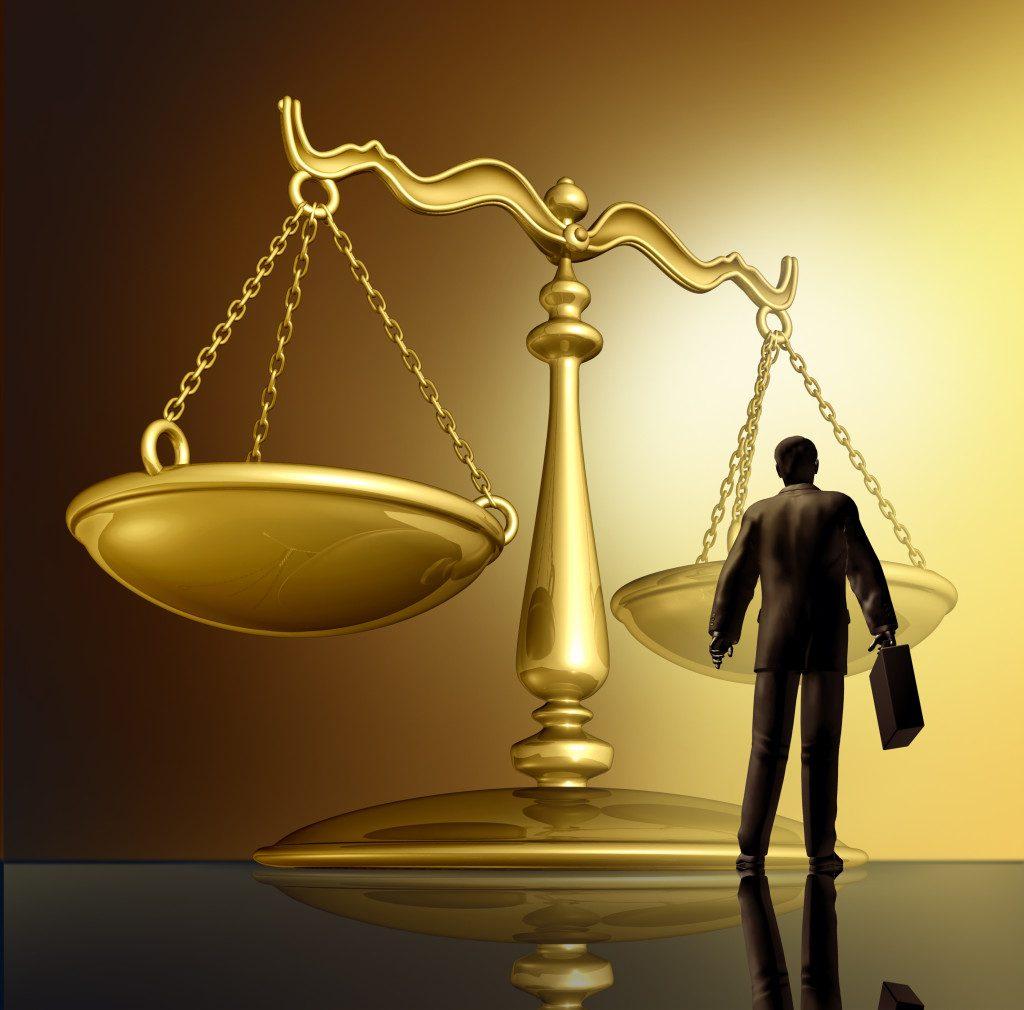 облюдение законов
