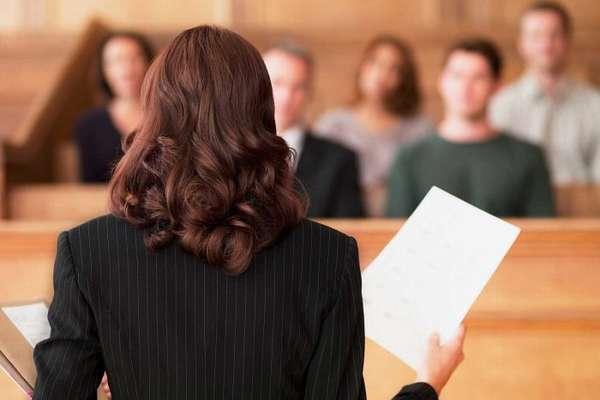 представительство в уголовном процессе