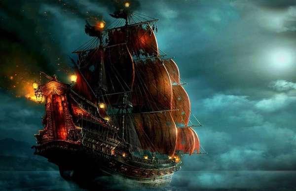 Пираты в мире