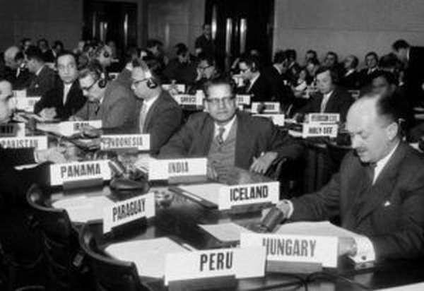Международное законодательное регулирование