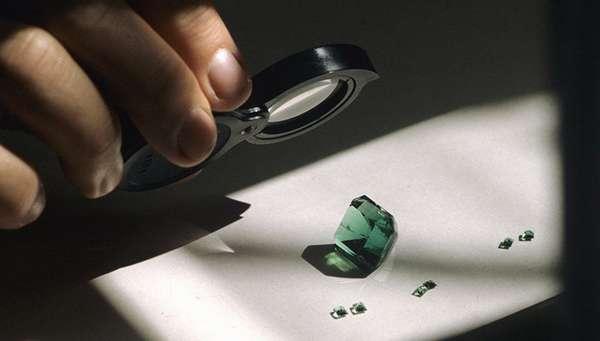 Анализ драгоценных камней