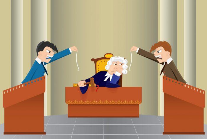 судебные прения
