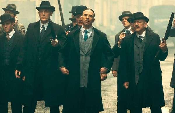 Организация и деятельность банды
