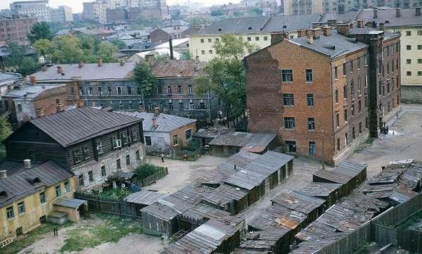Таганская тюрьма при СССР