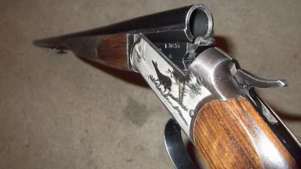 гражданское ненарезное оружие