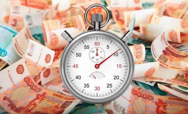 Наказание за неуплату кредита в россии