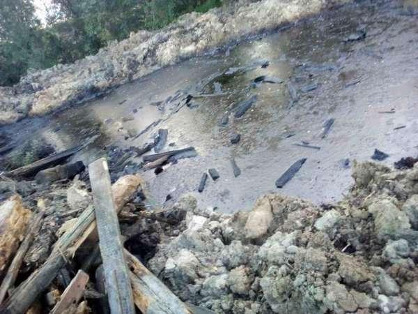 загрязнение ресурсов