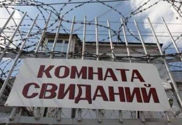 Общение заключенных с родственниками и посылки