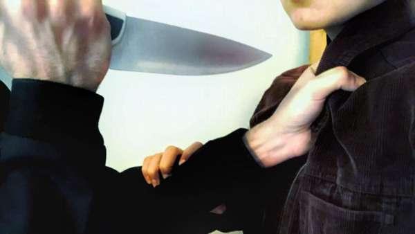 нападение грабителя