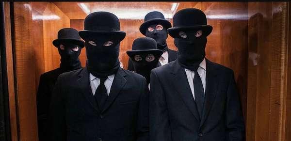 Роли участников в банде