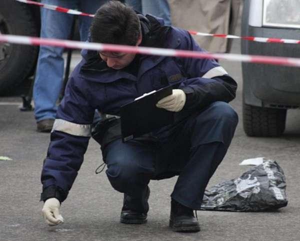 осмотр места преступления