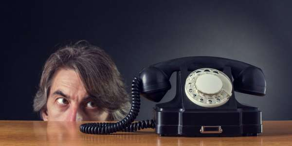 время и количество звонков в месяц